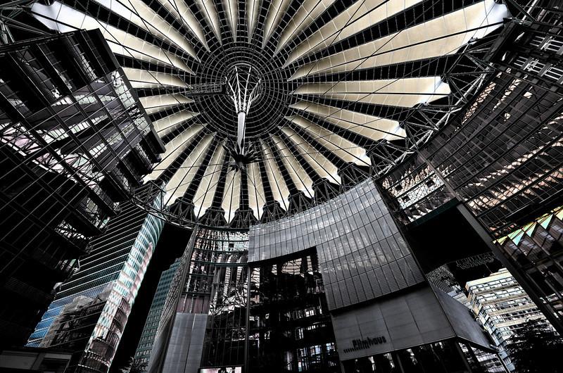 Potsdamer Platz Dome