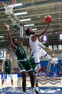 American University Basketball 596