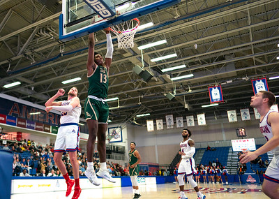 American University Basketball 1160