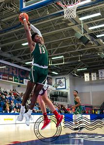 American University Basketball 1156