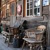 Restaurant Front Porch
