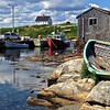 Nova Scotia, Canada: Blue Canadian beauty