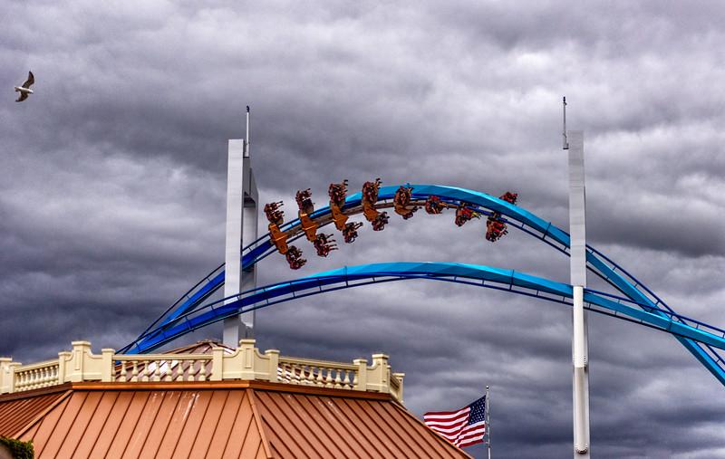 Sideshow - Cedar Point