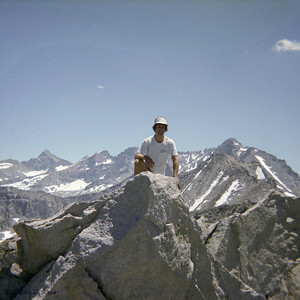 Summit of East Vidette