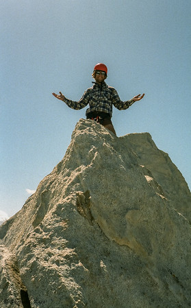 Summit of Bear Creek Spire
