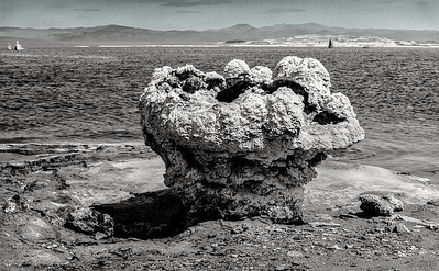 Tufa Formation, Mono Lake, CA
