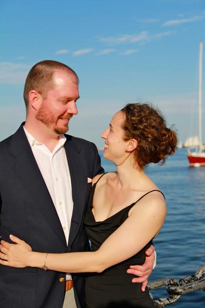 Angela and Rob