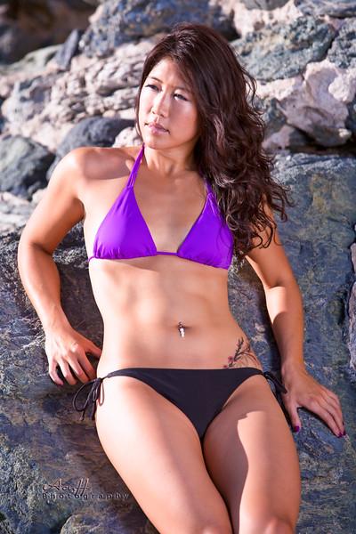 Angie Chu Photoshoot
