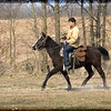 """""""It's a dusty trail to ride""""<br /> <br /> March 20, 2005 © Cynthia M Utterback"""