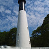Lighthouse, Hunting Island SP