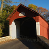 Knecht's Covered Bridge in Springfield Township, Pennsylvania