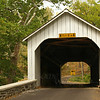 Loux Covered Bridge - Bucks County, PA