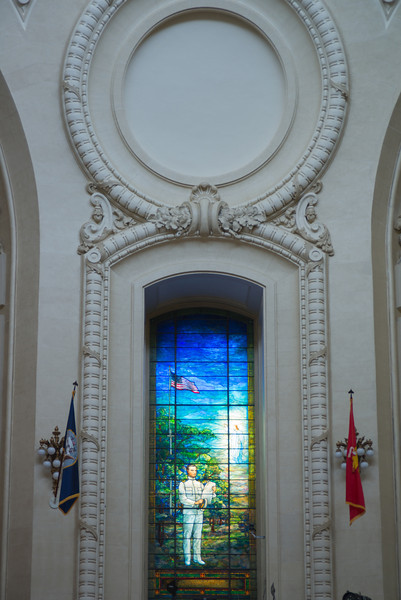 United States Navel Academy Chapel