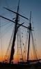 City Dock, Pride of Baltimore II