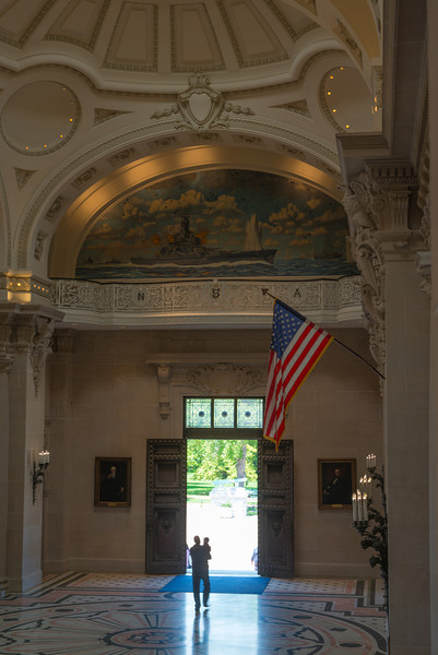 Navel Academy Bancroft Hall
