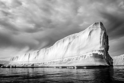 Næstved Fotoklub. Digital 1-2016. Antaget.  Må gerne få mere skarphed og clarity. Isbjerget må gerne stå mere hvidt og klart. Månedskonkurrence 7-2016-91-1