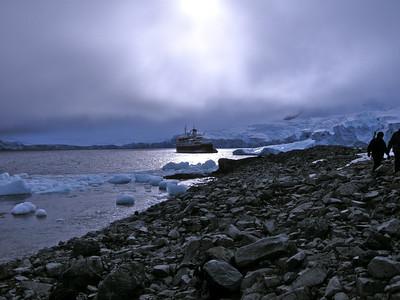 Antarctic at dusk 2010 ak