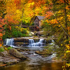 Babcock WV St Park Grist Mill-Oct132014_0189