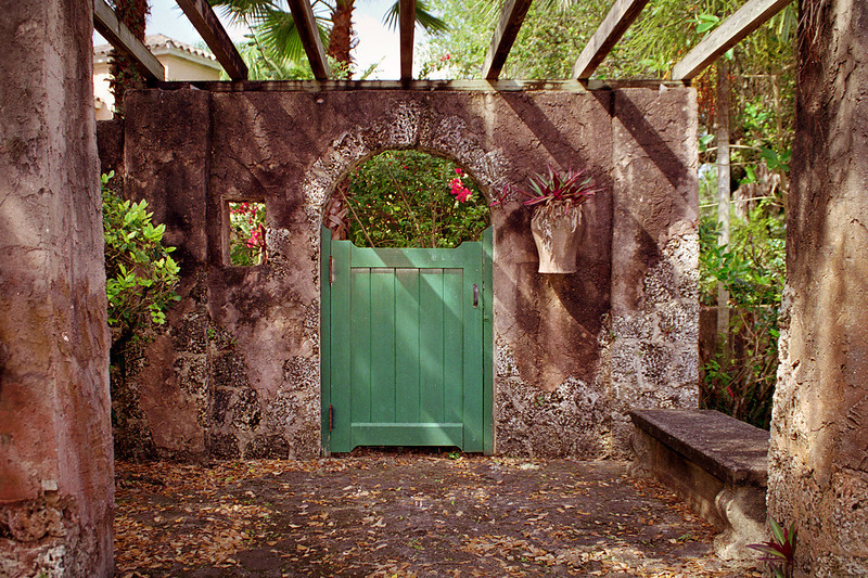 Gate to a Secret Garden