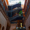 Bradbury Building from the Ground Floor
