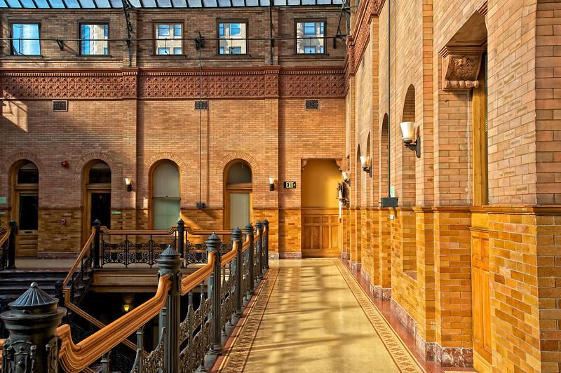 Bradbury Building - 3rd Floor