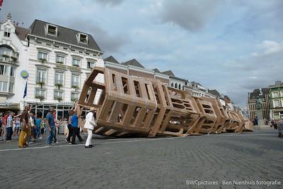Olivier Grossetête - Monumental Construction - Afbraak (014)