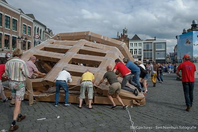 Olivier Grossetête - Monumental Construction - Afbraak (015)