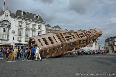 Olivier Grossetête - Monumental Construction - Afbraak (013)