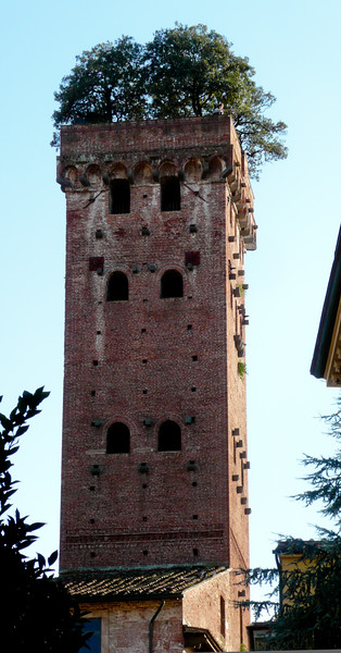 Lucca Italy,