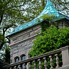 St. Josaphat's Tea House Roof, Glen Cove