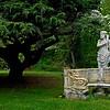 St. Josaphat's Garden, Glen Cove