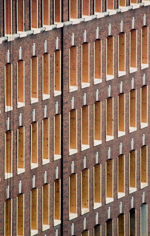 Russia Wharf windows