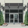 This project is a seven-story, 108 guest room hotel. All construction documents and renderings were created using Autodesk Revit software as the base.