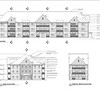 This project is a 30-unit elderly housing facility.  The construction document set was created using Autodesk AutoCAD software.