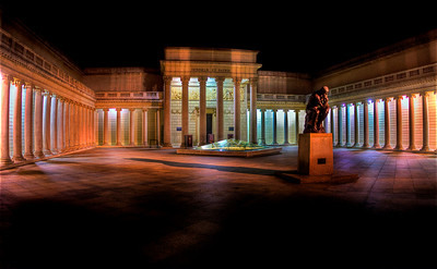 Legion of Honor - © Simpson Brothers Photography