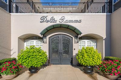 Delta Gamma House at University of Oklahoma, No.04