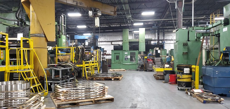 A1 Machining Company in New Britain, CT