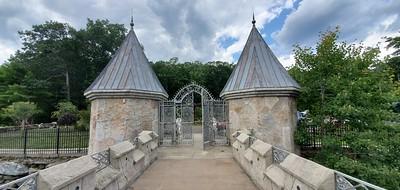 Chrismark Castle in Woodstock, CT