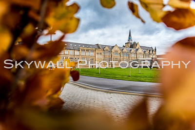 Leeds University - Exterior Photography Leeds