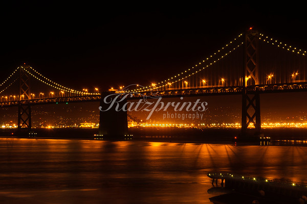 Oakland Bay Bridge