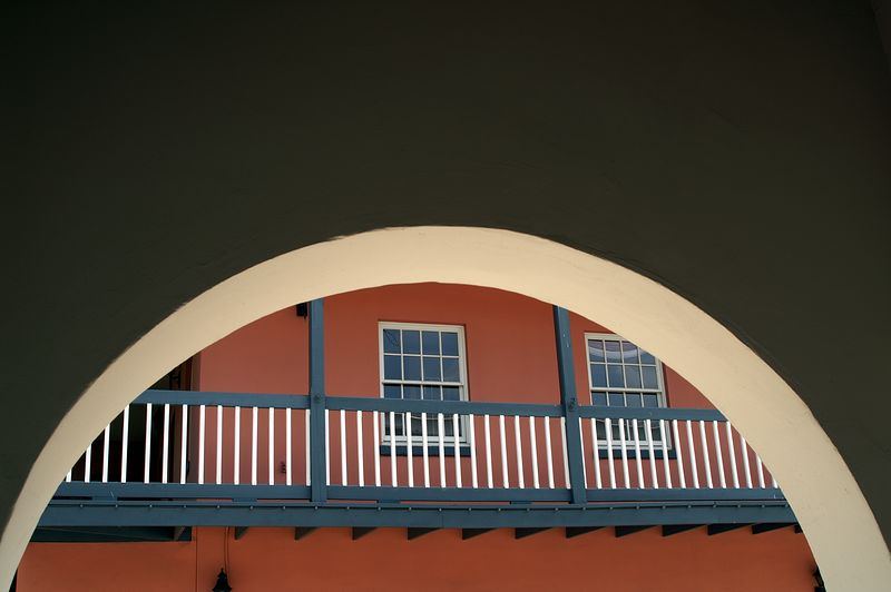 Curves & Lines in St. Augustine, Florida