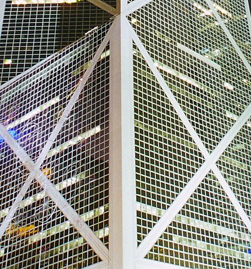 HSBC Tower<br /> or Honkong Shanghai Bank Corp. in Hong Kong
