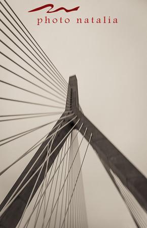 The Zakim Bridge, Boston