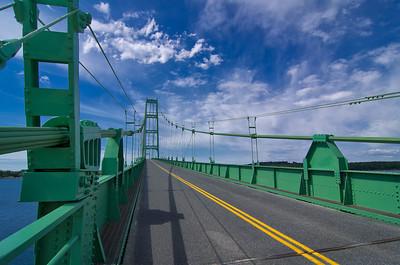 Deer Isle Bridge, Deer Isle, Maine