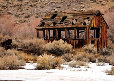Abandoned .... Many Years Ago,