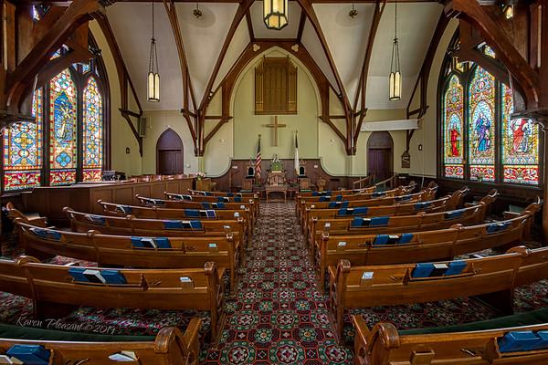 Makemie Memorial Presbyterian Church, Maryland