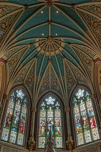 The Cathedral of St. John the Baptist, Savannah, Georgia