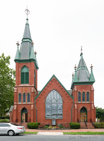 Makemie Memorial Presbyterian Church, Maryland