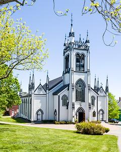 St. John's Anglican Church, Lunenburg, Nova Scotia