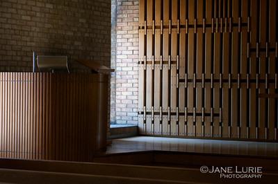 Chapel, Eliel Saarinen, Columbus, IN